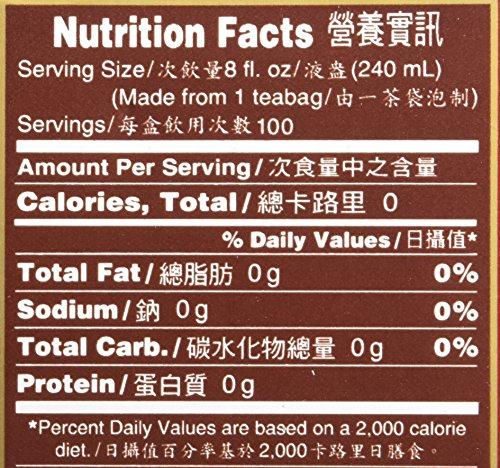 Wu Yi Oolong Tea Wulong Tea 100 Bags Foojoy by Wu Yi Oolong Tea (Image #2)