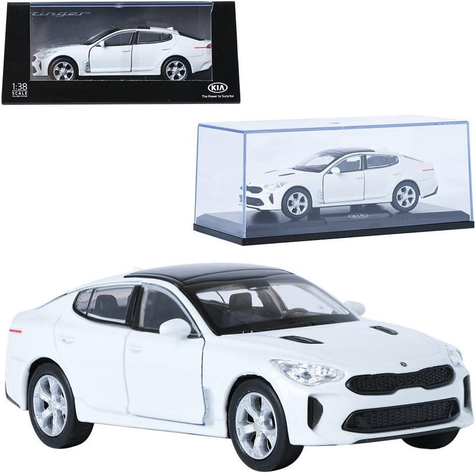 PINO 1:38 Scale KIA 2017 Sportage QL Diecast MiniAture Car Toy Mineral Silver