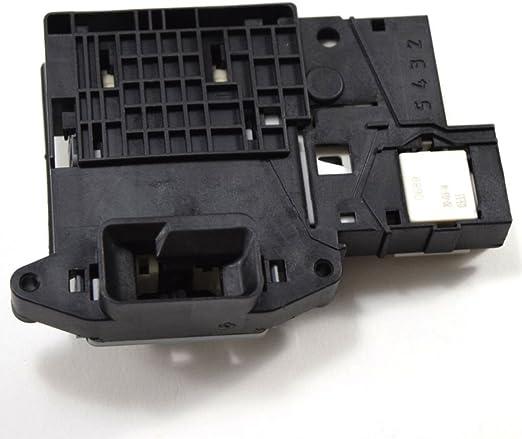 Amazon.com: LG ebf61315802 Cerradura para puerta de lavadora ...