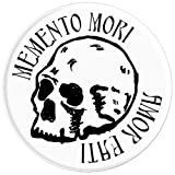 Memento Mori Coin Amor Fati Stoic Stoicism Gift for
