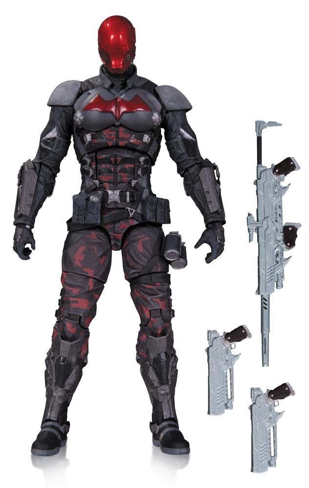 Dc Collectibles Batman: Arkham Knight: Red Hood Action Figure 2