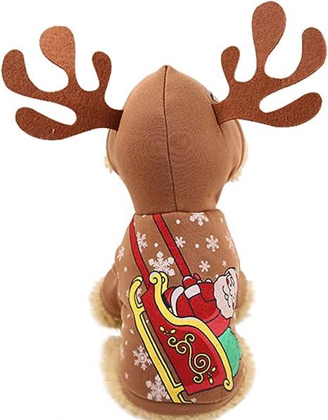Sylar Disfraces De Mascotas De Navidad, Disfraz De Navidad para ...