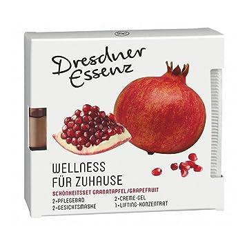 Dresdner Essenz Wellness für Zuhause Pflegeset Granatapfel ...