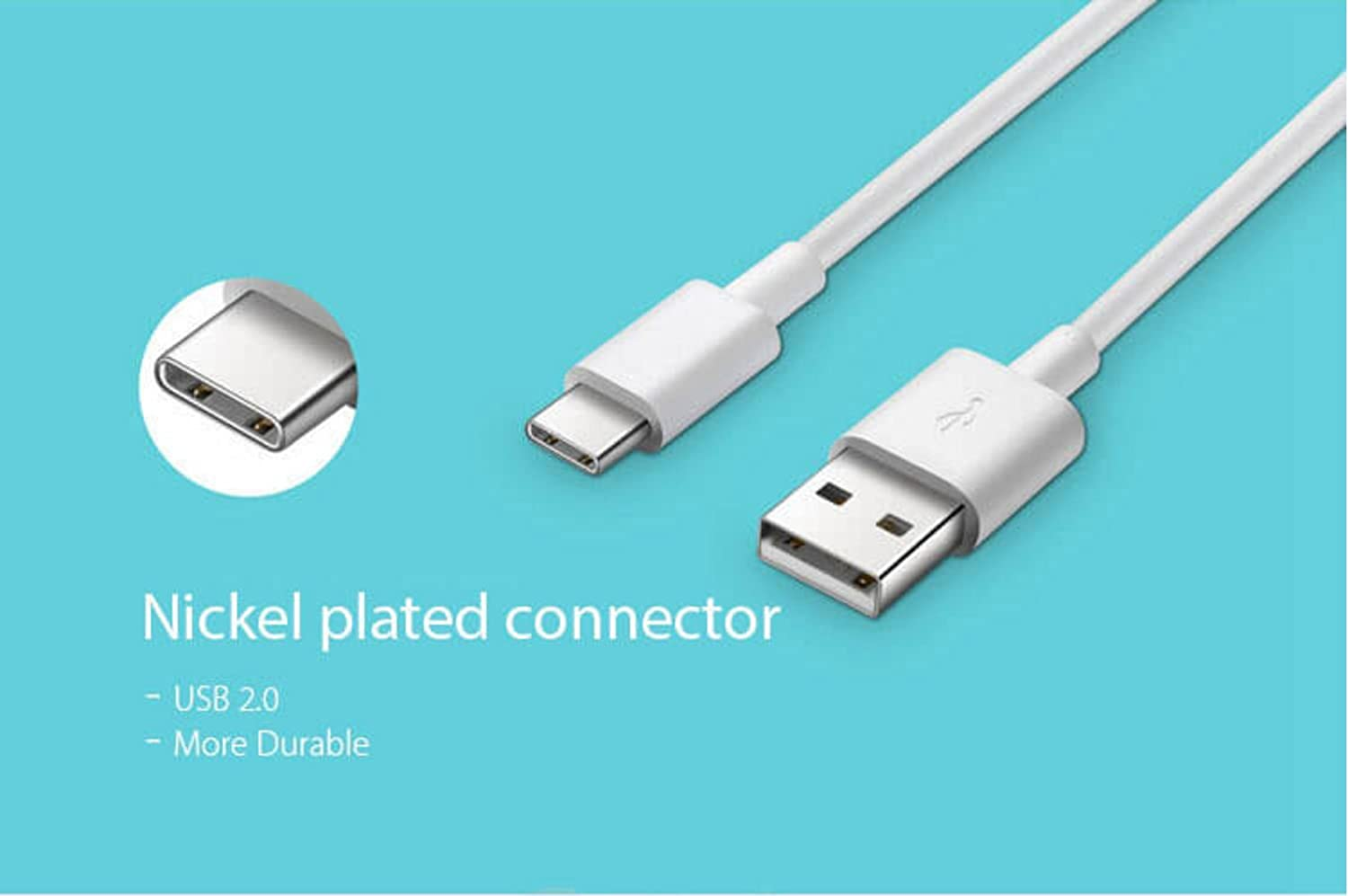 Huawei USB Cable Type A to Type C Sync Data Charging Cable for ...