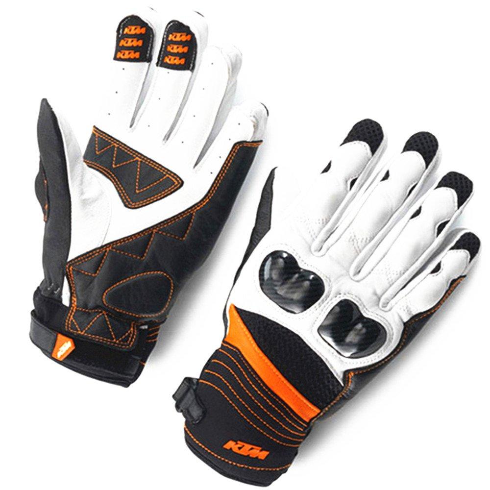 Baoffs Motorrad-Fahrradhandschuhe Vollfinger Radfahren Handschuhe für Motorrad Klettern Wandern Jagd Outdoor Sports Gear Handschuhe für Radfahren Klettern im Freien (Größe   L)