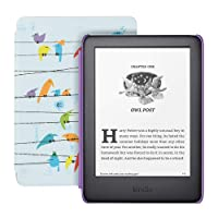 All-new Kindle Kids Edition - Includes access to thousands of books - Rainbow Birds...
