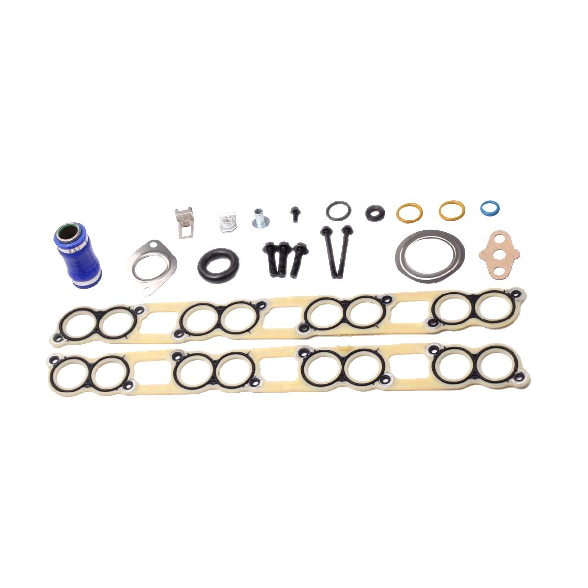 Power Stroke Diesel Turbo Fit For Ford F-250/350/450 6.0L V8 EGR Cooler Gasket Kit
