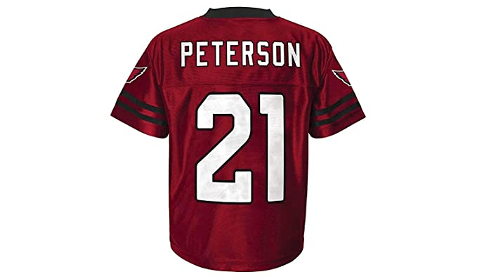 0c71107bb6d3 Patrick Peterson Arizona Cardinals Red Home Player Jersey Toddler (3T)