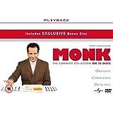 Monk - Season 1-8 [2002]