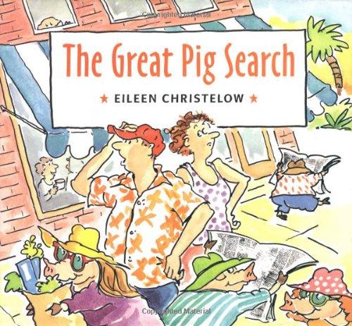 The Great Pig Search pdf epub