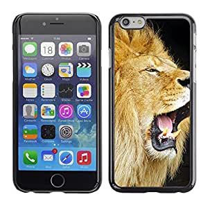 Carcasa Funda Case// Lion V0000007 //Apple Iphone 6 Plus 5.5