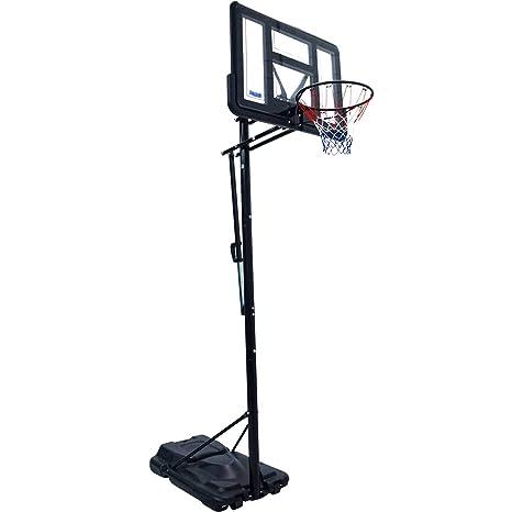 Canasta de baloncesto - Chicago Altura ajustable de 2.30 m hasta ...