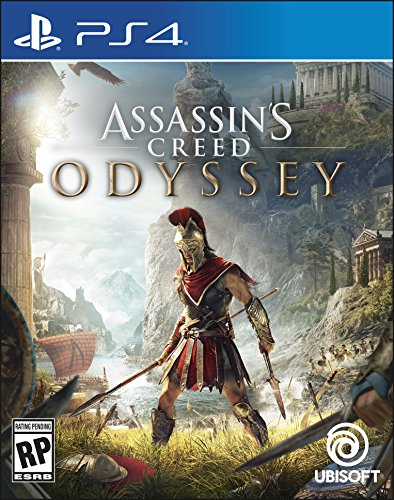 Assassin's Creed Odyssey Standard Edition – PlayStation 4