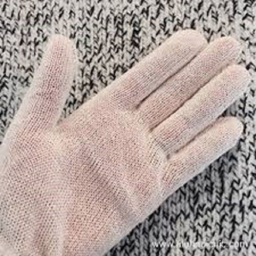 HEMP 100% NATURAL set Natural gloves yarn hands covers hand hemps maryjane Glove cold 420 yarn