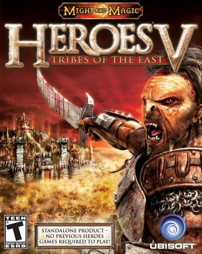 Heroes of Might and Magic V: Tribes of the East [Download] (Heroes Of Might And Magic Complete Collection)