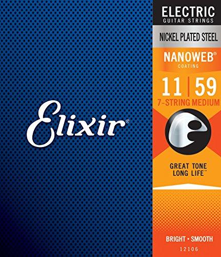 Elixir Strings Electric Guitar Strings (12106) ()