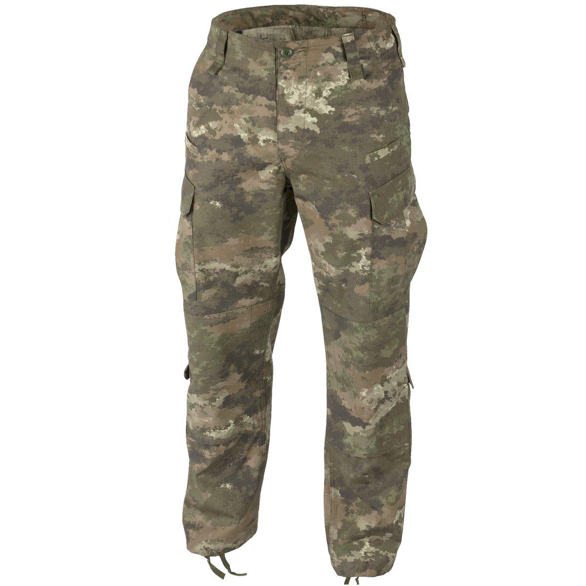 Helikon CPU Tactical Patrol Mens Trousers Combat Cargo Pants Kryptek Highlander