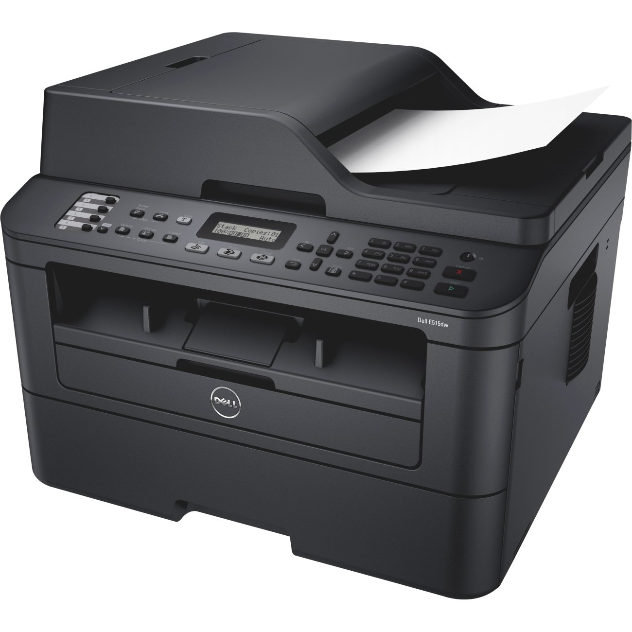 Dell E515DW Wireless Monochrome Printer with Scanner Copier & Fax Dell Marketing USA LP