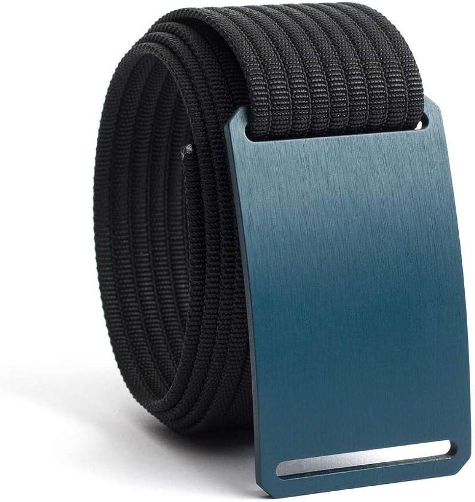 """Mission Belt One size Up to 44/"""" Black Belt"""
