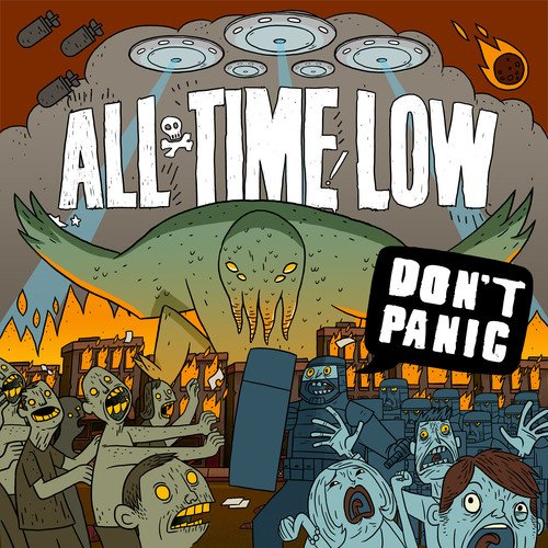 Don'T Panic - Low Tune