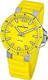 Jacques Lemans Damen-Armbanduhr XS Analog Quarz Silikon 1-1707E