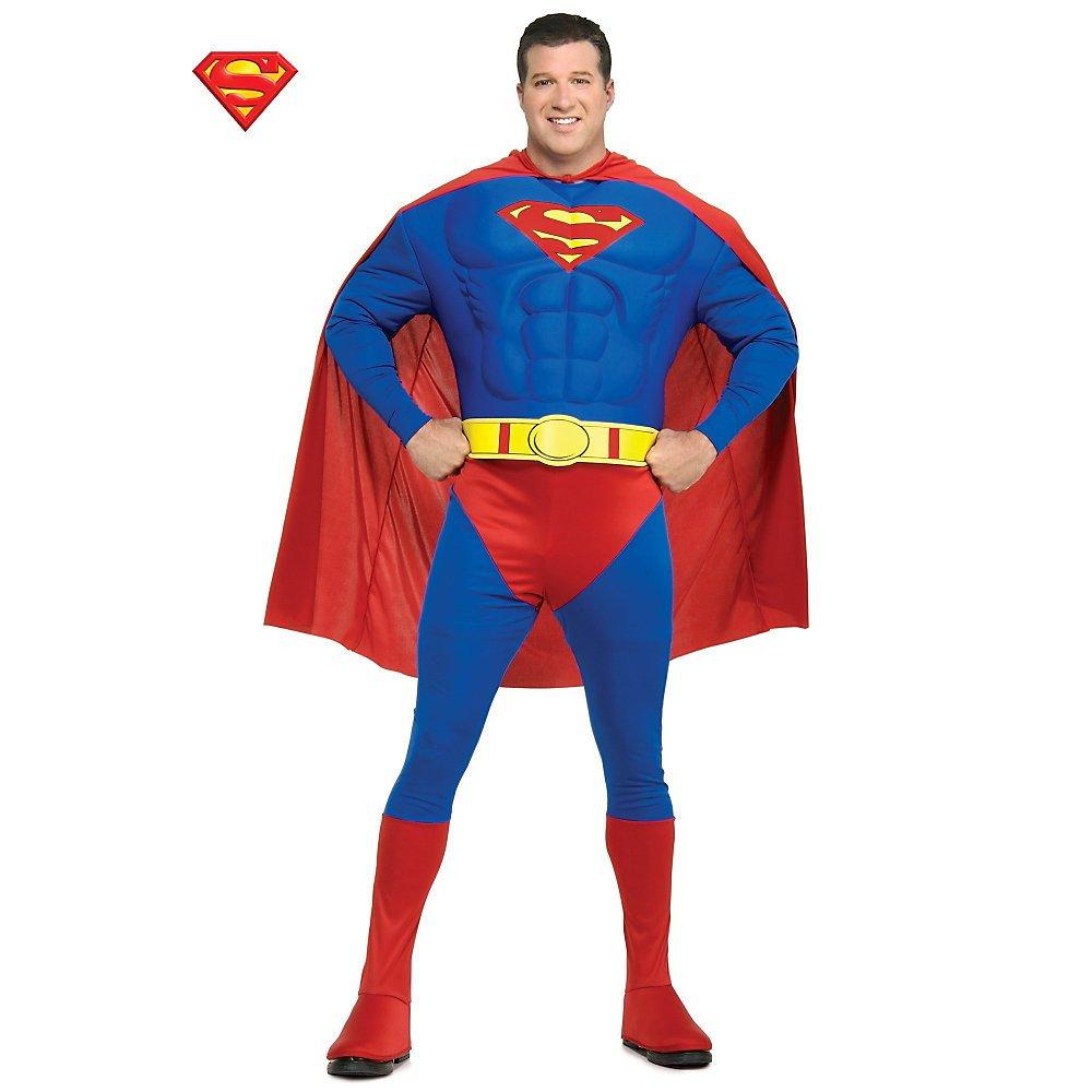 Desconocido Disfraz de Superman Returns: Amazon.es: Juguetes y juegos