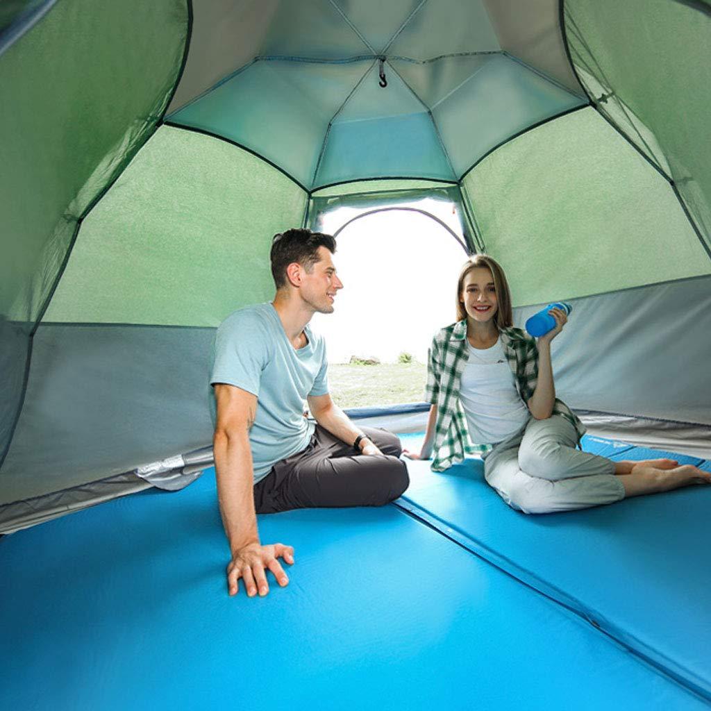 HAOHAOWU Outdoor-Zelt, 5-8 Personen-Camping-Wanderzelt Large Large Large Space Breathable verdickender Regen B07M8N3ZNF Tunnelzelte Ab dem neuesten Modell eaed0b