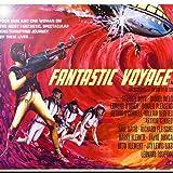 Rikki Knight RK-12intilec-3709 12'' X 12'' Vintage Movie Posters Art Fantastic Voyage 4 Design Ceramic Art Tile
