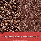 BLACK+DECKER CBG110S Coffee Grinder, One Touch