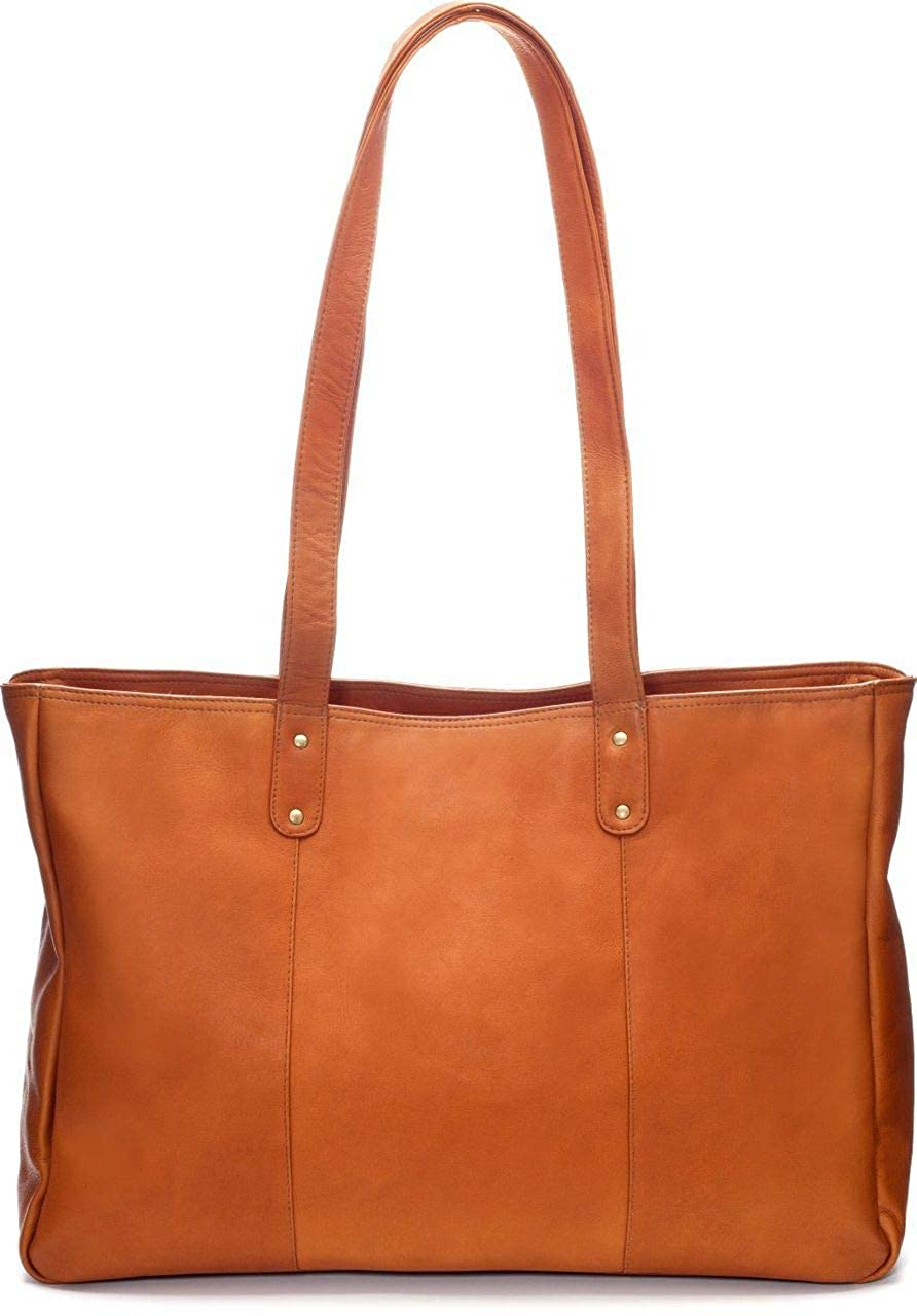 Le Donne Leather Traveler Tote bag Business Handbag
