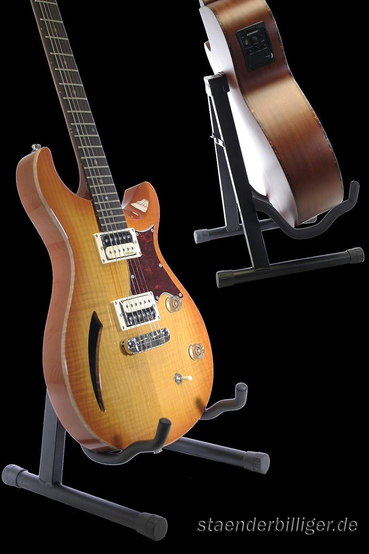 Ausverkauf Gitarrenständer A-Form Welle Stativ Western Klassik Akustik E-Git E