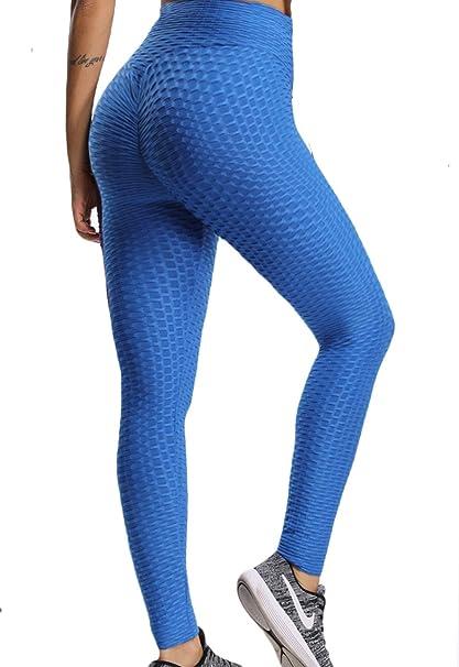 FITTOO Mallas Pantalones Deportivos Leggings Mujer Yoga de Alta Cintura Elásticos y Transpirables para Yoga Running Fitness con Gran Elásticos85: Amazon.es: ...