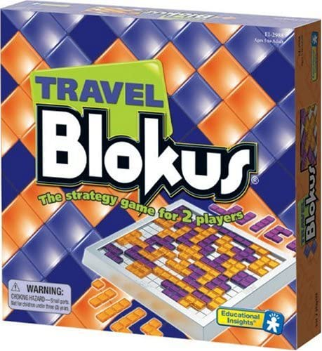 Travel Blokus: Amazon.es: Juguetes y juegos