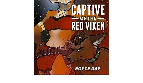 Captive of the Red Vixen (The Red Vixen Adventures Book 1)