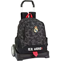 Real Madrid CF- Real Madrid Trolley, Color Negro