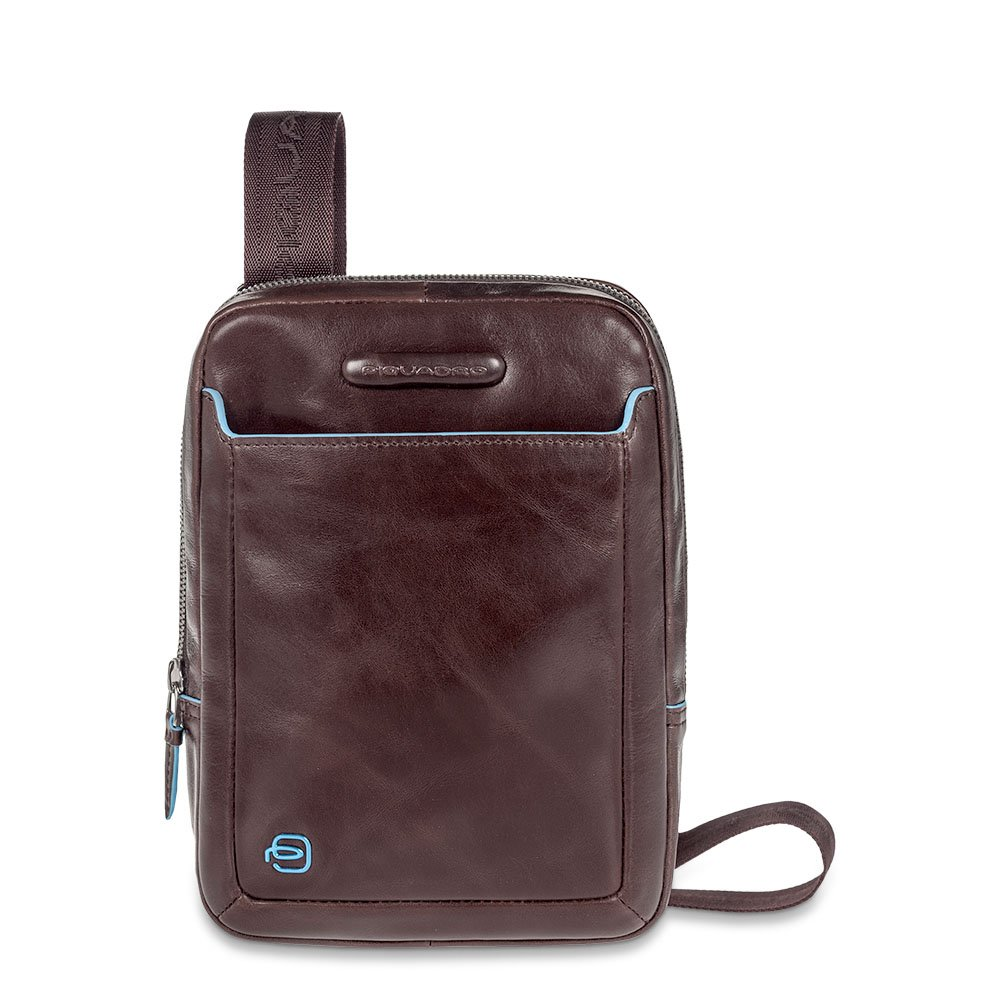 PIQUADRO Bag BLU SQUARE Male Pocketbook Brown - CA3084B2-MO   B00E4R2U9E