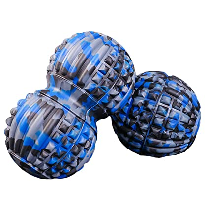 Lacrosse Massage Balls, masaje, relajación muscular, fascia ...
