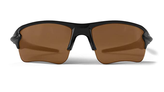 5c6c42d8256d00 Amazon.com: REKS Unbreakable SLING-BLADE Sunglasses (NEW 2019 Model)  (Carbon, Silver Mirror Polarized): Clothing