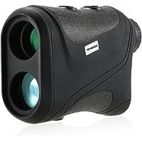 TOMSHOO Range Finder 6X22 600m Rangefinder Hunting Golf Outdoor Distance Meter