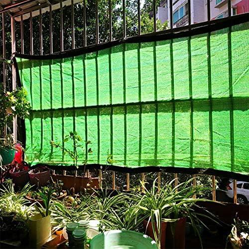 LKLXJ Vela de Sombra Verde/Tamaño Completo/Toldo de jardín/Paño de protección Solar/Flor de Dosel Planta con Dosel Red de Aislamiento, Se USA para privacidad Cerco Pantalla Patio Comercial: Amazon.es: Hogar