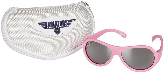 Babiators Mujer Polarizadas Princess Pink Junior – Gafas de sol Para Niño (0 – 3