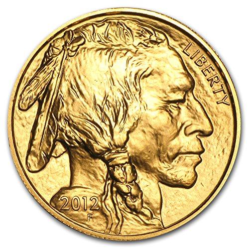 2012 1 oz Gold Buffalo BU 1 OZ Brilliant Uncirculated