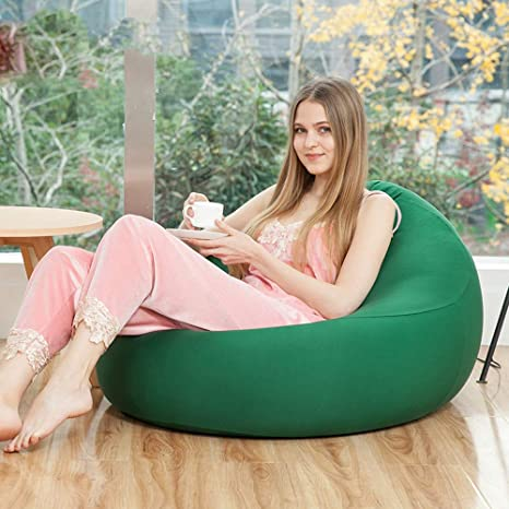 Tremendous Amazon Com Yhouse Ultra Soft Bean Bag Chair High Stretch Camellatalisay Diy Chair Ideas Camellatalisaycom