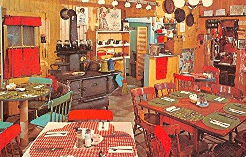 West Redding Connecticut Country Emporium Interior Vintage Postcard ()
