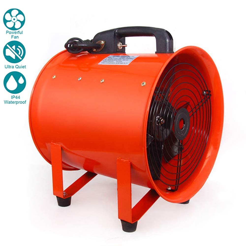 12 Inches / 300mm Ventilador Industrial Portátil Diámetro ...