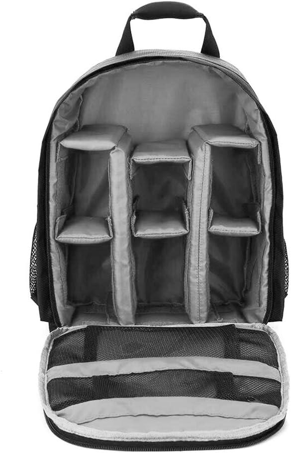 Docooler mochilas de Viaje Mochilas para Cámaras Impermeables de Appareil-Photo Mochilas de Viaje de Cámara de Digital de DSLR Mochila Dslr