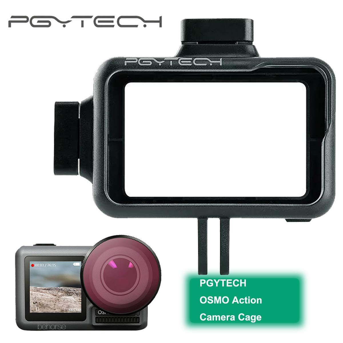 DSstyles OSMO Action Camera Accessories Camera Cage by DSstyles (Image #1)