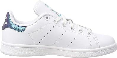 adidas Stan Smith J, Sneaker Ragazza