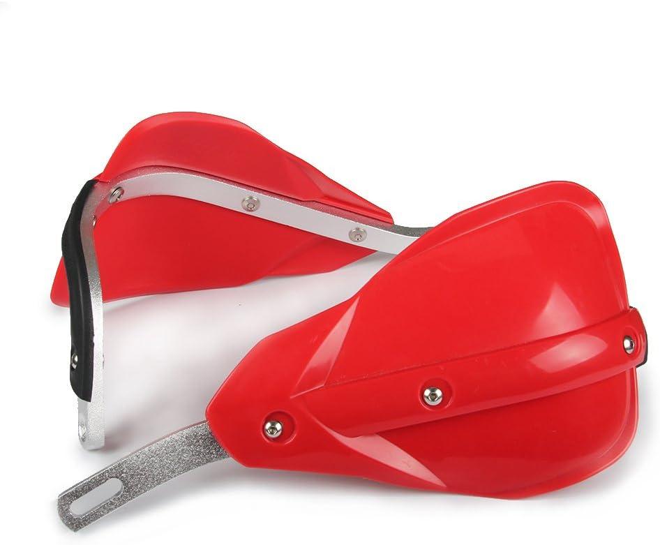 Handguards Hand Guards Guard Handguard Universal 7//8 inches 22mm and 1 1//8 inches 28mm Motorcycle Yamaha YZ80 YZ85 YZ125 YZ250 YZ250F Dirt Bike MX Supermoto Racing ATV Quad KAYO