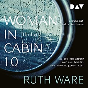 Woman in Cabin 10 Hörbuch